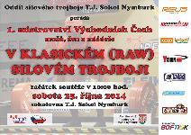 1. Mistrovství Východních Čech v klasickém (RAW) silovém trojboji