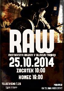 1. Mistrovství Západních Čech v klasickém (RAW) silovém trojboji