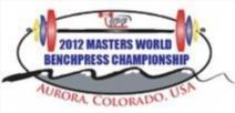 12. Mistrovství světa v benčpresu mužů a žen Masters