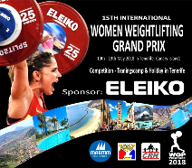 15th International Women Weightlifting Grand Prix 2018