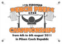 17. Mistrovství Evropy v benčpresu mužů a žen