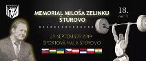 18. ročník Memoriálu Miloša Zelinku
