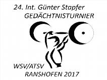 24. Int. Günther Stapfer Memorial 2017