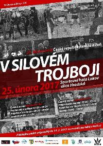 25. Mistrovství ČR v silovém trojboji mužů a žen
