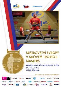 28. a 21. Mistrovství Evropy v silovém trojboji masters