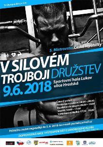 5. Mistrovství ČR v silovém trojboji družstev