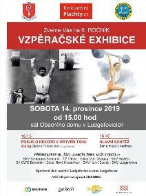 6. ročník Vzpěračské exhibice