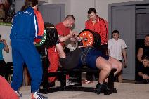 Adam Kozlowski - 1. místo nad 100 kg
