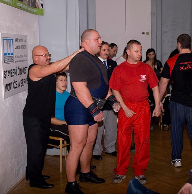 Adam Kozlowski - před pokusem