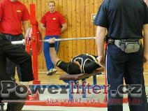 Adam Smolík, 142,5kg