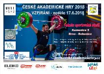 Akademické Mistrovství ČR ve vzpírání