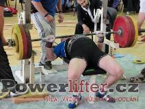 Aleš Spiewok, benč 165kg
