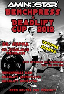 AMINOSTAR Benchpress Cup 2012