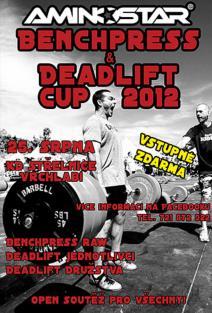 AMINOSTAR Deadlift Cup 2012