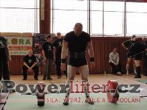 Antonín Pavlovec, mrtvý tah 210kg