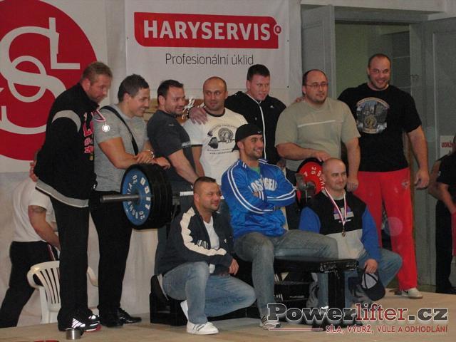 Borci z Přerova, Olomouce a Prahy