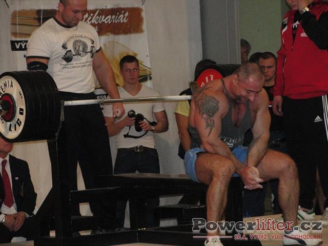 Bruno Walter, 210kg