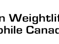 Canadian Weightlifting Federation Haltérophile Canadienne