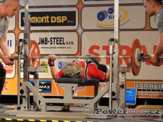 Carmen Sjardijn, NED, 85kg