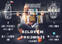 Českomoravský pohár v klasickém (RAW) silovém trojboji mužů a žen