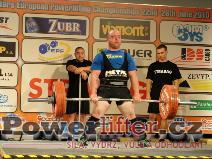 Claudio D'Ovidio, ITA, 230kg
