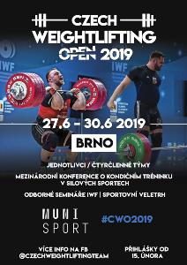 Czech Weightlifting Open 2019