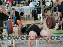 David Coufal, 167,5kg