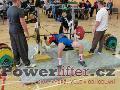 David Hora, benč 90kg