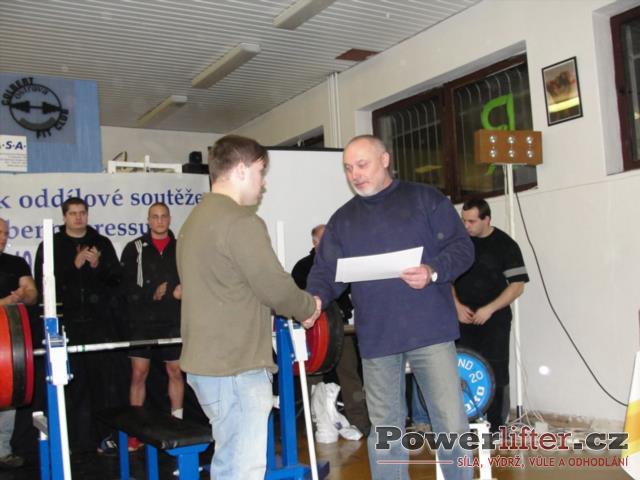 David Horina - 7. místo (muži)