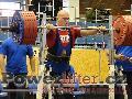 David Lupač, dřep 370kg