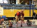 David Lupač, mrtvý tah 310kg
