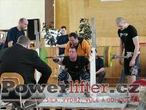 David Martinec, 210kg