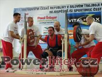 David Videman, 220kg
