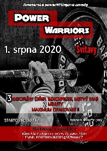 2. ročník Power Warriors