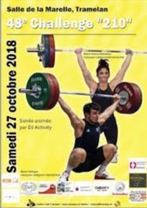 48e Challenge '210'