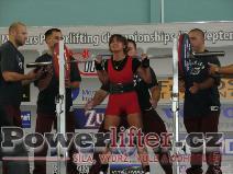 A. Peyron, FRA, 115kg