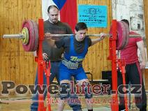 Antonín Pavelka, 140kg