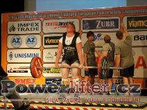 Barbara Galimberti, ITA, 165kg