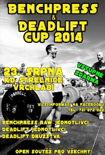 Benchpress Cup 2014