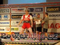 Carmen Sjardijn, NED, 150kg