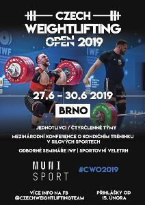 Czech Weightlifting Open 2019