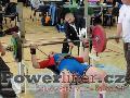 David Hora, benč 100kg