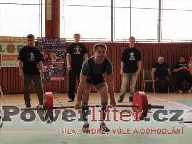 David Kiesewetter, mrtvý tah 190kg