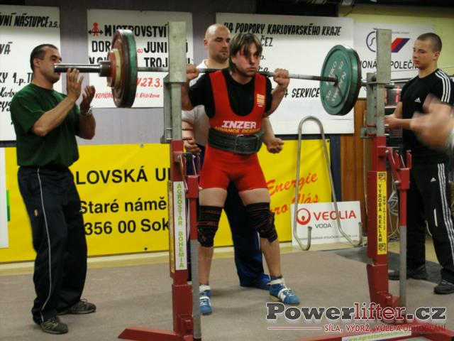David Lacko, 190kg