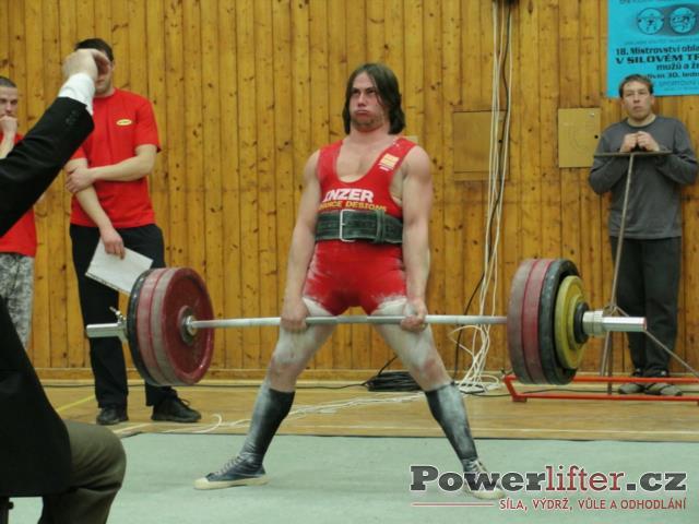 David Lacko, 202,5kg