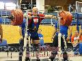 David Lupač, dřep 390kg