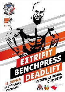 EXTRIFIT BENCHPRESS & DEADLIFT International Cup 2019