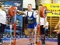 Junioři -105 až +120kg - dřep