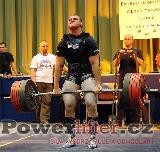 19. ročník Extraligy v silovém trojboji družstev - 1. kolo, Svitavy