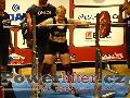 Ženy M1 -72 až +84kg - dřep